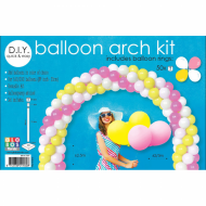 Ballon Bue Kit H 2,5 x B 2-3 m