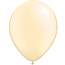 "Elfenben metallic 14""(35cm) latex ballon"
