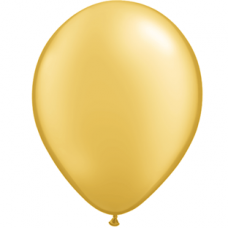 "Gylden metallic 12""(30cm) latex ballon"