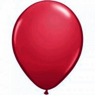 "Bordeaux pastel 12""(30cm) latex ballon"