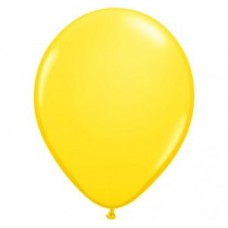"Gul pastel 14""(35cm) latex ballon"