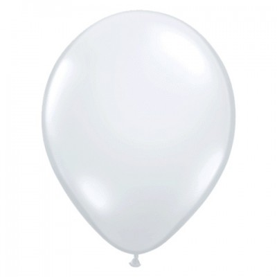 "Transparent pastel 14""(35cm) latex ballon"