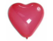 "Heart 12"" latex balloon Red"