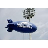 Timisoreana Blimp / Zeppelin 7 m længde