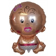 "Baby The Girl folie ballon 20"" (u/helium)"