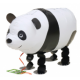 "Panda walking folie ballon 28"" (u/helium)"