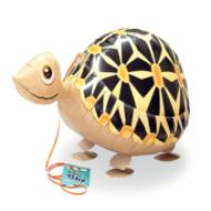"Skildpadde walking folie ballon 23"" (u/helium)"